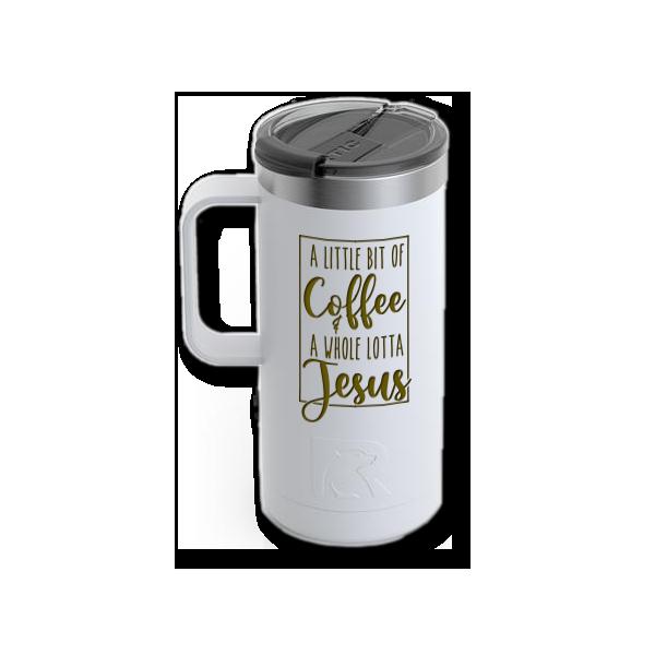 Whole Lotta Jesus Mug