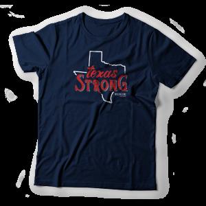 KSBJ Texas Strong Tee